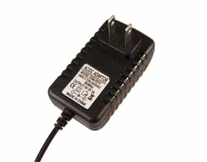 Wall adapter DC +5V 1A switching
