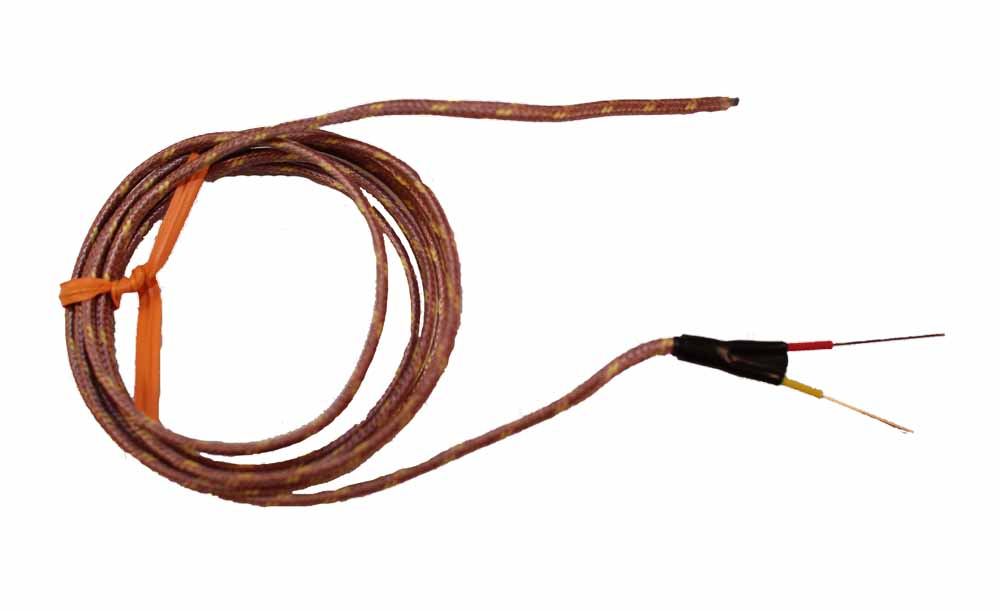Thermocouple K type insulated with leads 40